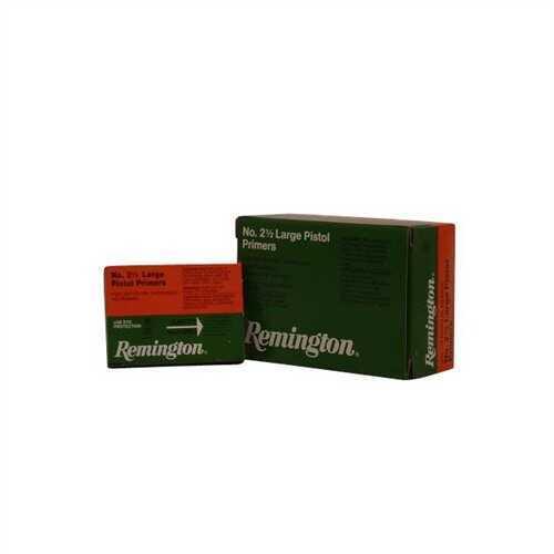 Remington Primer 22604 2-1/2 Large Pistol