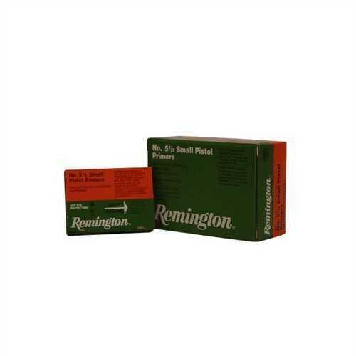 Remington Primer 22600 1-1/2 Small Pistol