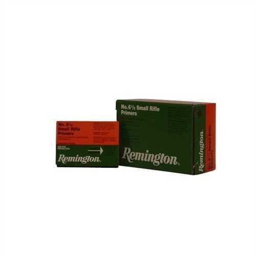 Remington Primers 6-1/2 Small Rifle Standard Per 1000