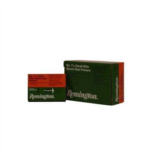 Remington Primer 22628 7-1/2 Small Rifle Br