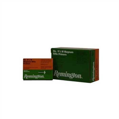Remington Primer 22622 9-1/2M Magnum Large Rifle