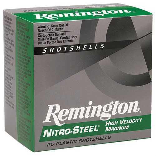 Remington Nitro-Steel HV Mag 12Ga 3'' 1-3/8Oz #2 25/Bx