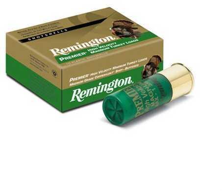 Remington Premier HV Magnum Turkey 12Ga 3.5'' 2Oz #5 10/Bx (10 rounds Per Box)