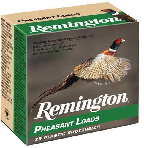 """Remington 16 Gauge 2 3/4"""", 1 1/8 oz , 6 Shot, Per 25 Md: PL166"""
