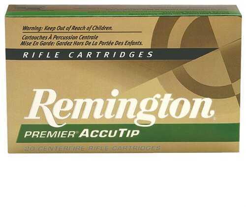 Remington Premier Accutip 7mm-08 Rem 140 Grain Accutip BT 20/Bx