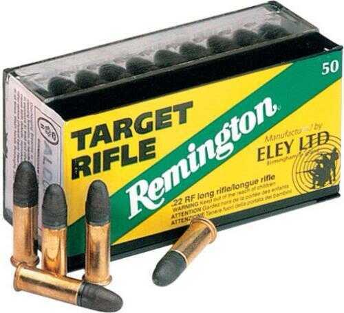 Rem Ammo 22 Long Rifle Eley Target Rifle Ammo - Pistol