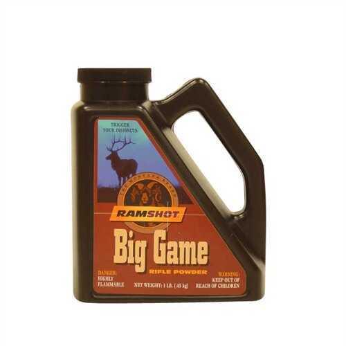 Ramshot Big Game Powder 1Lb
