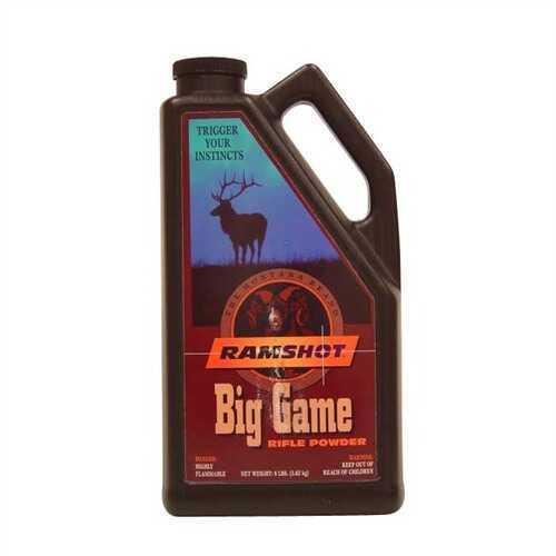 Ramshot Big-Game Pwdr 8Lb