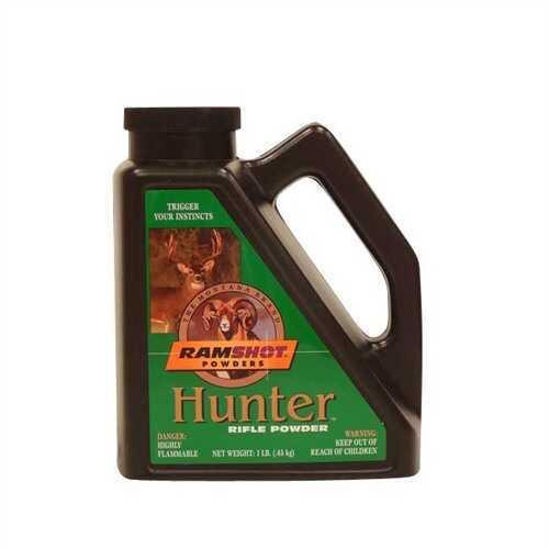 Ramshot Hunter Pwdr 1 Lb Rifle