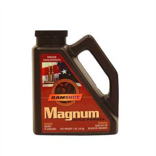 Ramshot Magnum Pwdr 1Lb Rifle Ex#9903369 Formerly Called Big Boy