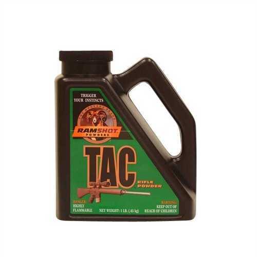 Ramshot Powder TAC 1 Lb Rifle