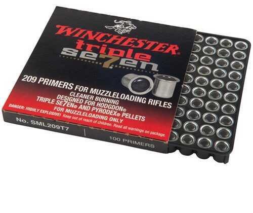 Winchester Triple Se7en 209 Muzzleloader Primers Per/100