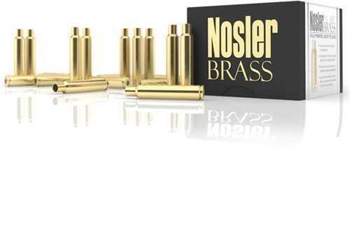 Nosler Brass 222 Rem 100/Bx