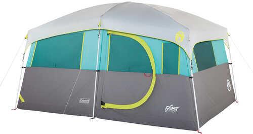 Coleman Tenaya Lake™ Lighted Fast Pitch™ 8-Person Cabin w/Closet