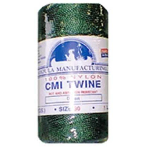 Nylon Seine Twine Green 1/4# Size 21 Md#: GNT1/4-21