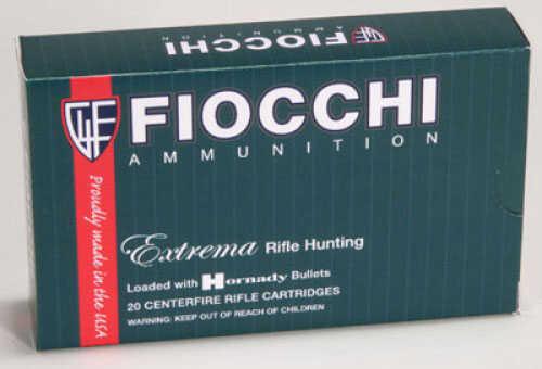 Fiocchi 222Rem 50 Grain Hornady VMAX 20/10