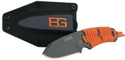 Gerber Bear Grylls Series Paracord Fixed Blade Md: 31-001683