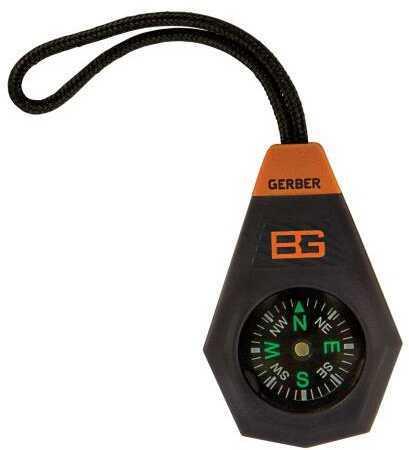Gerber Bear Grylls Series Compact Compass Md: 31-001777
