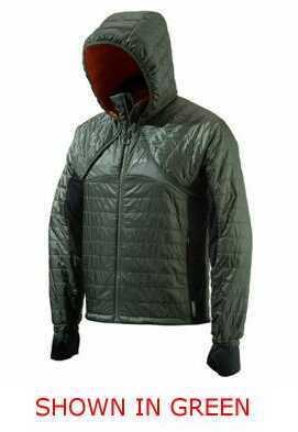 Beretta Bis Vest Detach Hood Bolero Brown/orange 2x