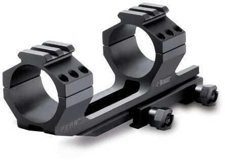 Burris AR Tactical Proper Eye Position Ready Mount 34mm Matte W/Picatinny Tops Aluminum 410345