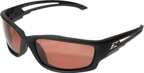 Edge Eyewear Kazbek Polar Black/Copper Driving Lens Glasses