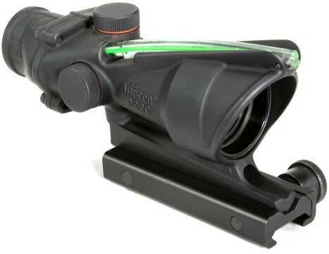 Trijicon ACOG, Rifle Scope, 4X, 32, Green Horsesho