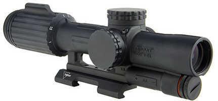 Trijicon VCOG 1-6x24mm Riflescope Segmented Circle/Chevron 300 Blackout BR, QR