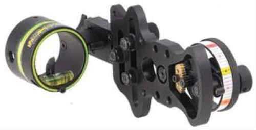 HHA Bow Sight Optimiz Lite Ult 1-Pin .019 Black