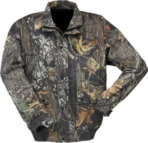 Browning Wasatch 9oz Chamois Shirt Mossy Oak Break Up