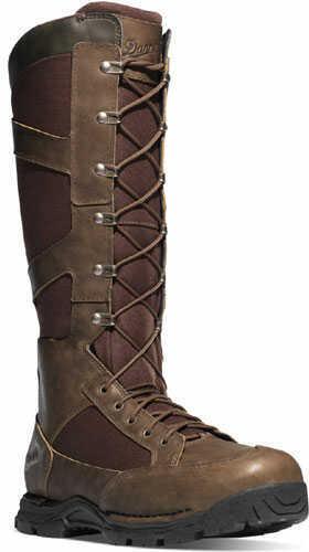 "Danner Pronghorn Snake Boot 17"" Brown"