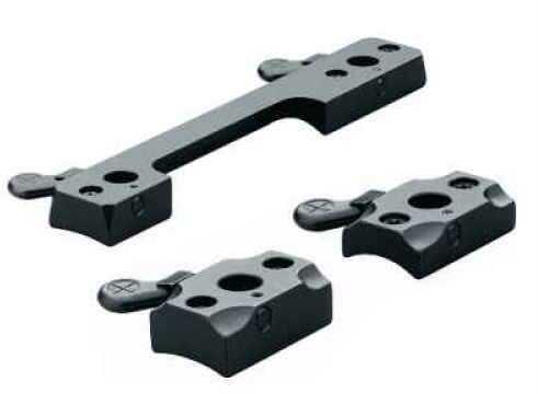 Leupold Quick Release Two Piece Base Mark V/Vanguard Matte Black Md: 51709