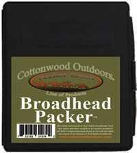 Cottonwood Broadhead Packer