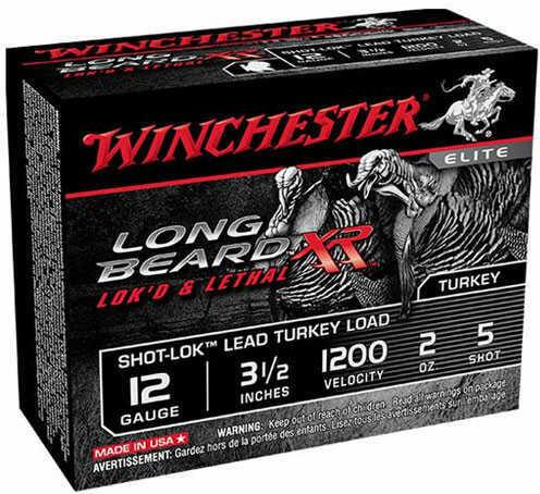 "Winchester Long Beard XR 12 Gauge Ammo 3.5"" Shell 2 1/8Oz Shot 10 Shells Per Box"
