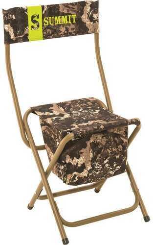 Summit High Back Chair Veil Whitetail Model: SU88017