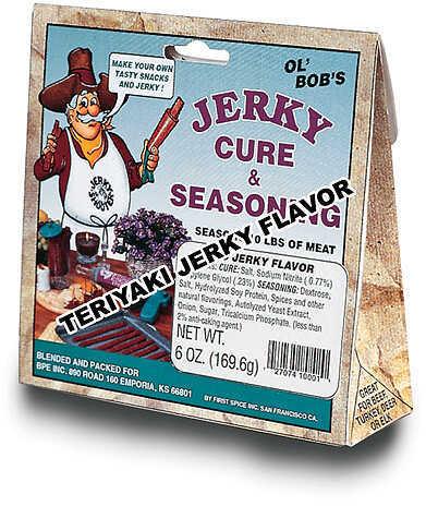 BPEBPE Jerky Seasoning Teriyaki