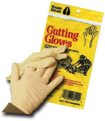 Rickards Gutting Gloves Combo Pack Model: 8515