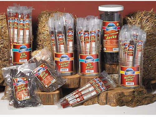 Pacific Mountain FarmsPacific Mtn Farms Jerky Sticks Jar Venison 30/Pk