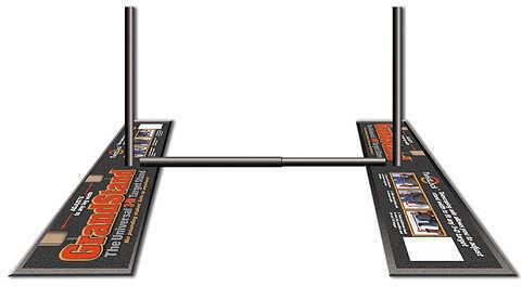 GlenDel GrandStand 3D Target Stand Model: 79000