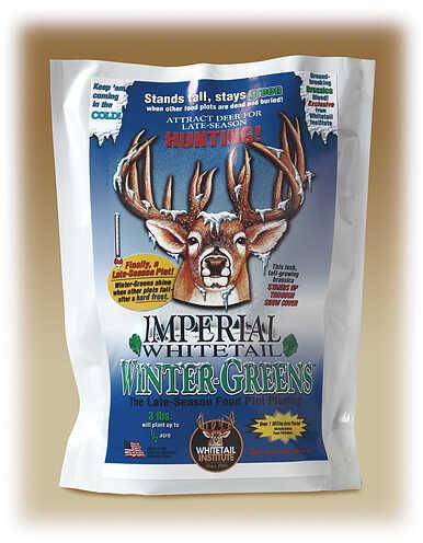 Whitetail Institute Wintergreens 3 lb. Model: WG3