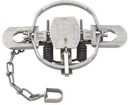 Duke Coil Spring Trap Offset Jaw No. 2 Model: 491