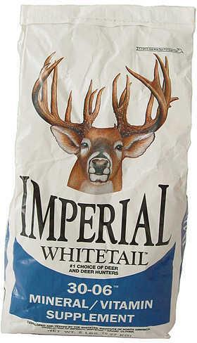 Whitetail Institute 30-06 Mineral/Vitamin Attractant 5Lb