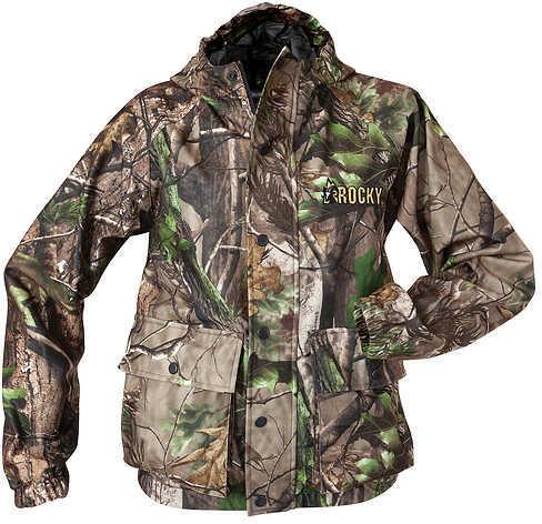 Rocky Junior Prohunter Rain Jacket Lg W/Mesh Lining APG