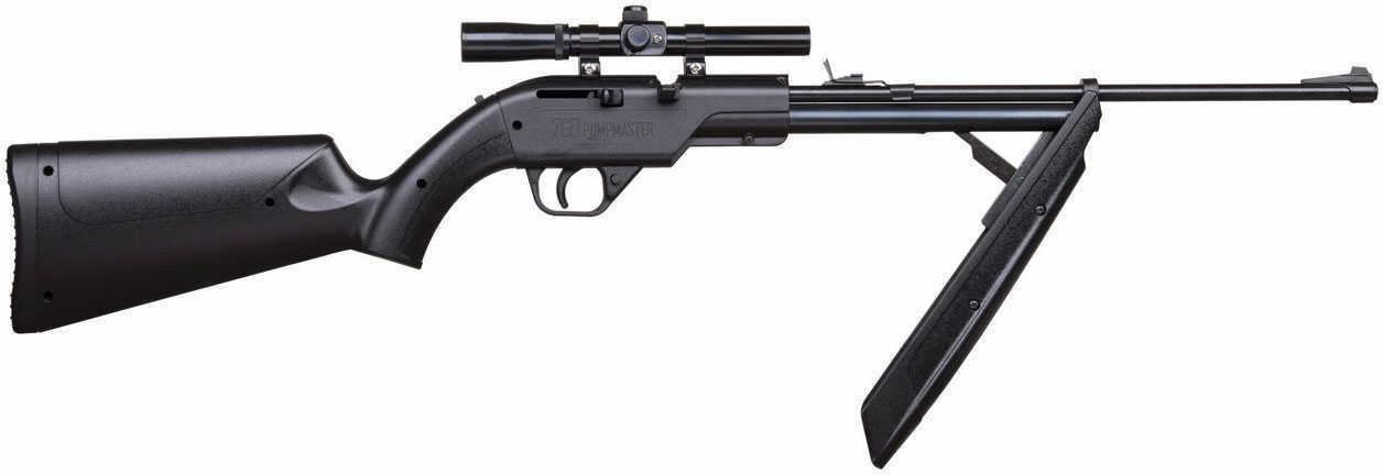 Crosman Pumpmaster 760 Airgun w/Scope .177 cal. Model: NEW 760X