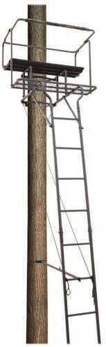 Big Dog Big Bud Ladder Stand Two Man 18 ft. Model: BDL-455