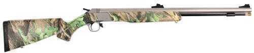 CVA Wolf Muzzleloader RT Hardwoods/Stainless .50 Model: PR2112S