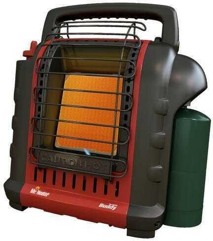 Mr Heater Portable Buddy Heater Model: F232000