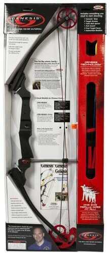 Genesis Bow Set Black LH Model: 12239