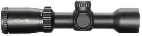 Hawke Sport OpticsHawke XB1 Crossbow Scope 1.5-5 x 32 Illuminated Reticle Model: 12221