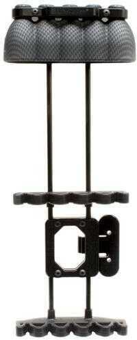 Limbsaver Silent Quiver Black Carbon 5 Arrow Model: 3725