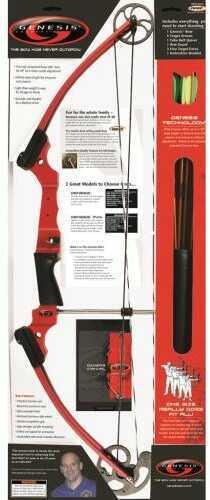 Genesis Bow Set Red RH Model: 10930